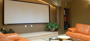 Home Theater Projector Screen